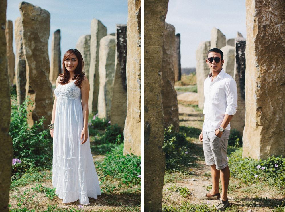 Bali Prewedding Photography of Dwiki & Riska 7