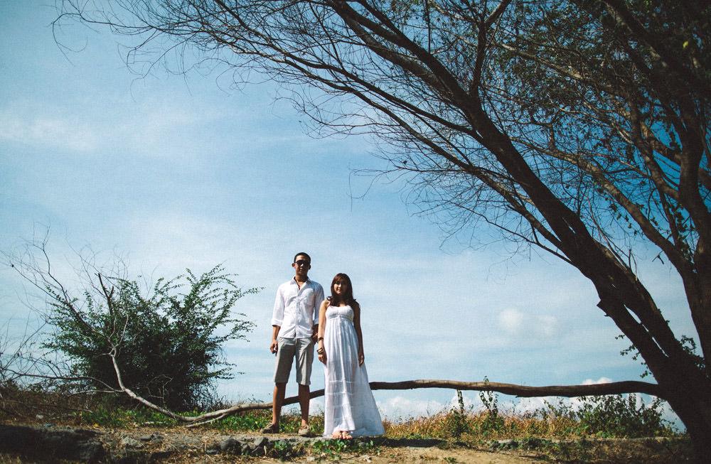 Bali Prewedding Photography of Dwiki & Riska 8