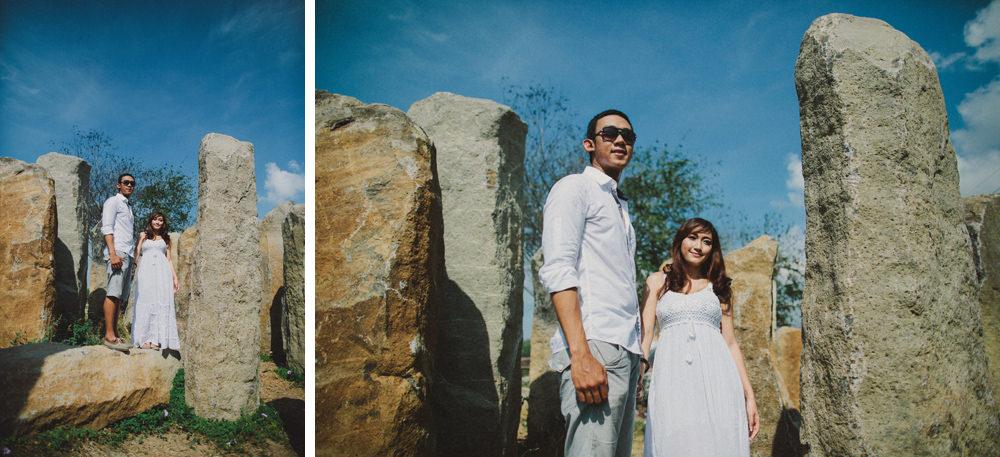 Bali Prewedding Photography of Dwiki & Riska 10