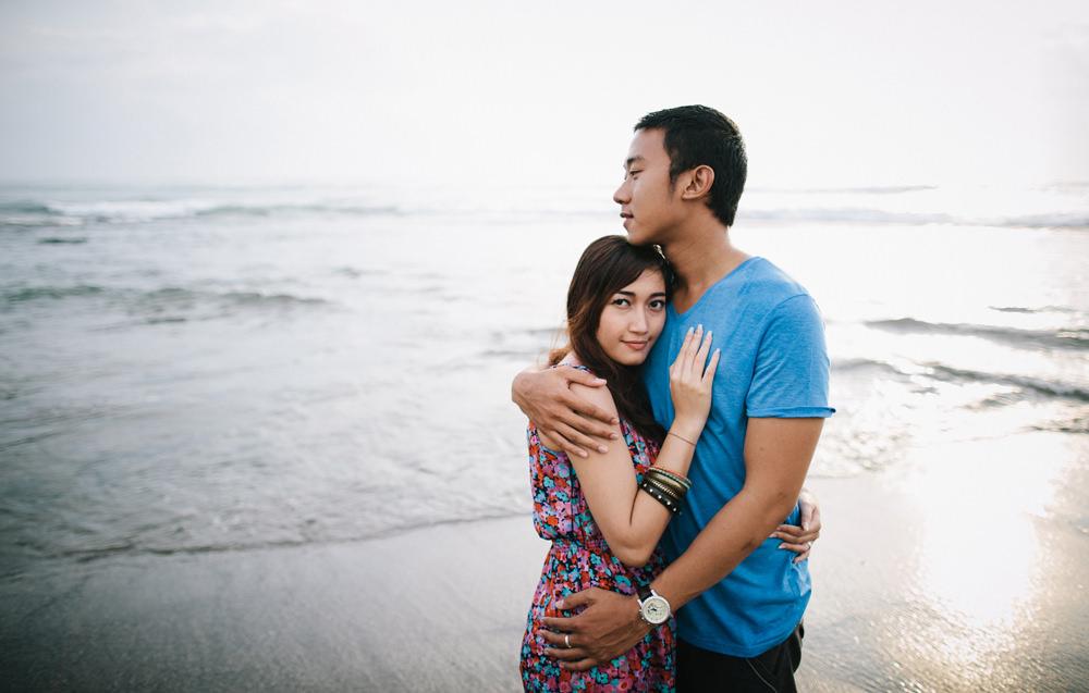 Bali Prewedding Photography of Dwiki & Riska 20