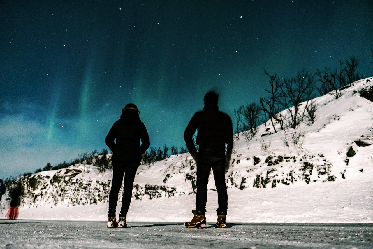 Europe 2017 - Chasing Northen Light in Norway 17