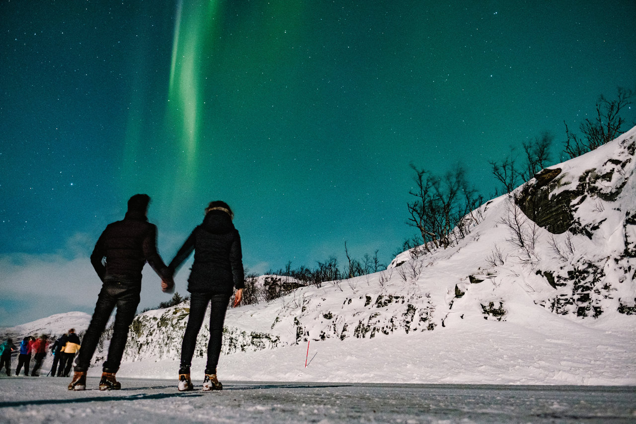 Europe 2017 - Chasing Northen Light in Norway 18