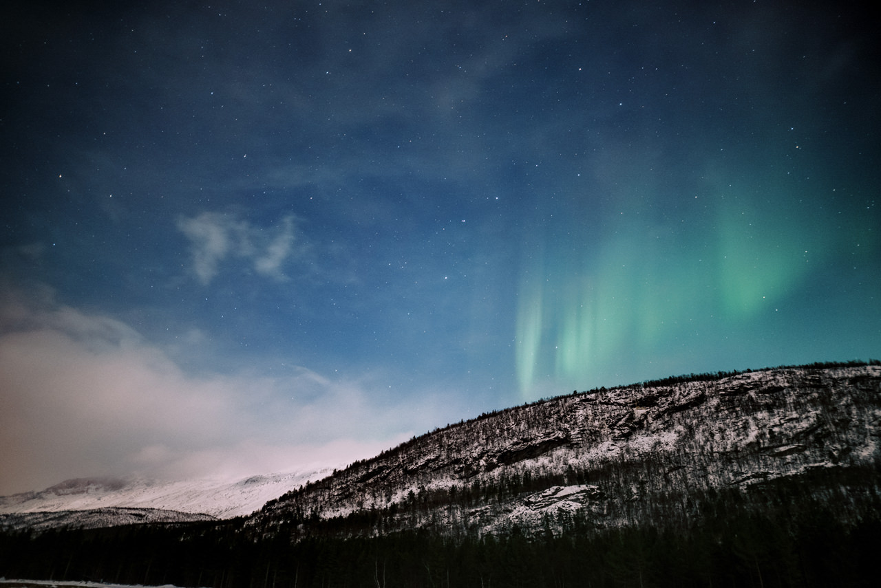 Europe 2017 - Chasing Northen Light in Norway 37