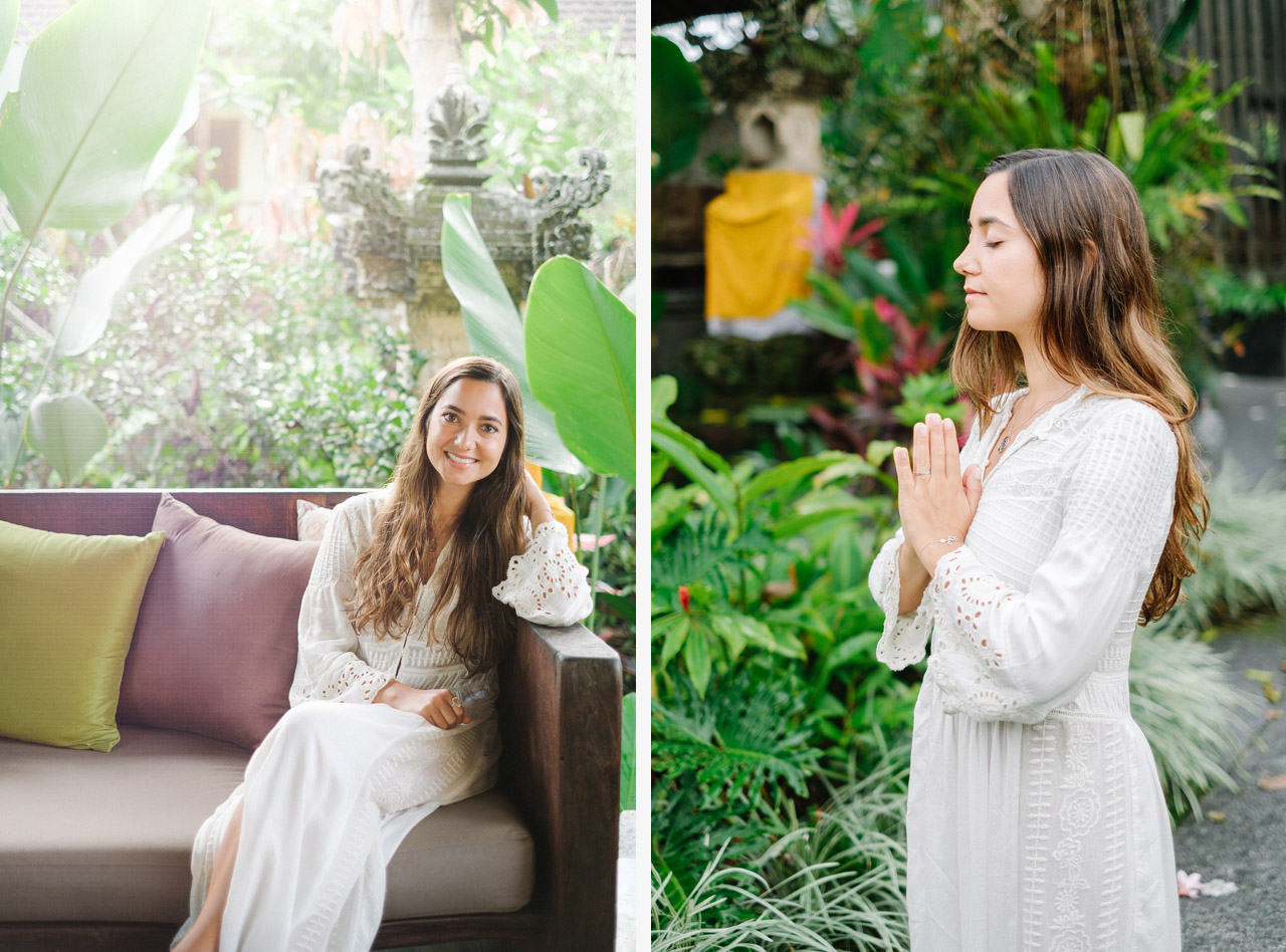 Ubud Yoga Photography: Be Natural With Ines 2