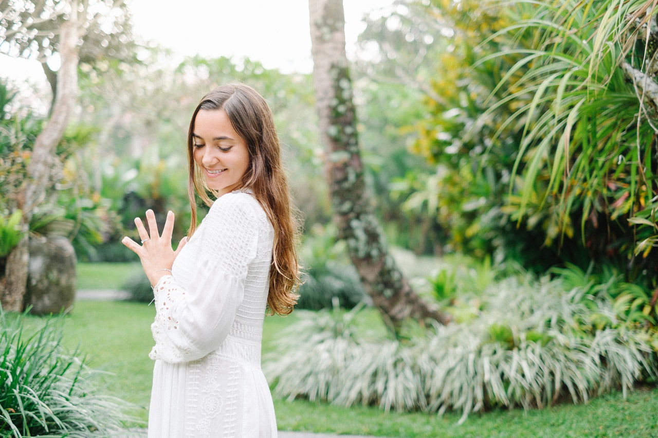 Ubud Yoga Photography: Be Natural With Ines 3