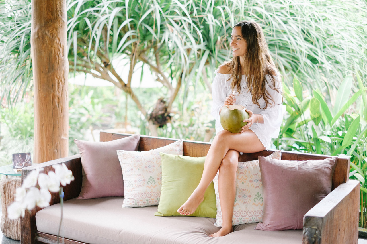 Ubud Yoga Photography: Be Natural With Ines 6