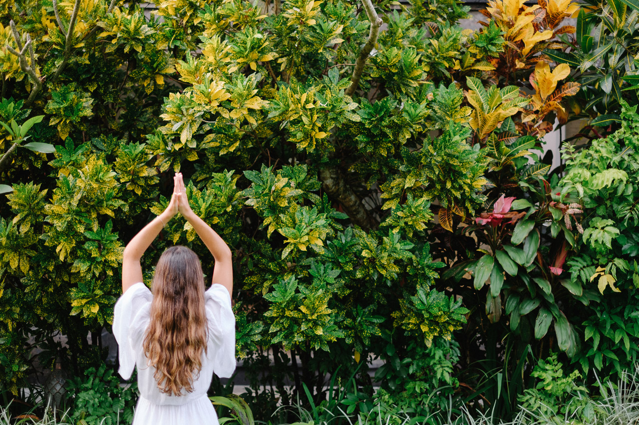 Ubud Yoga Photography: Be Natural With Ines 10