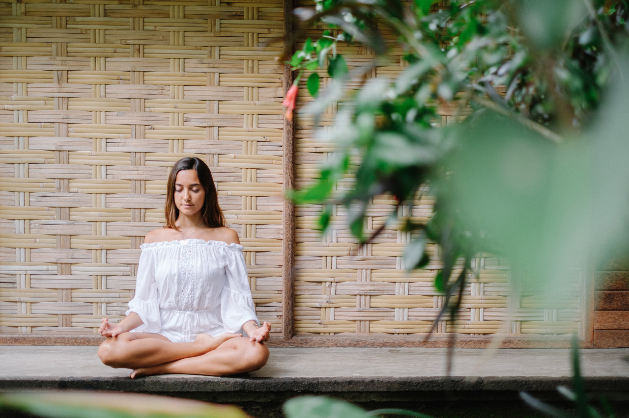 Ubud Yoga Photography: Be Natural With Ines 11