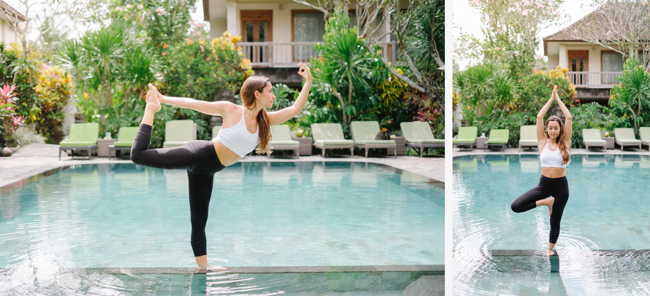 Ubud Yoga Photography: Be Natural With Ines 21