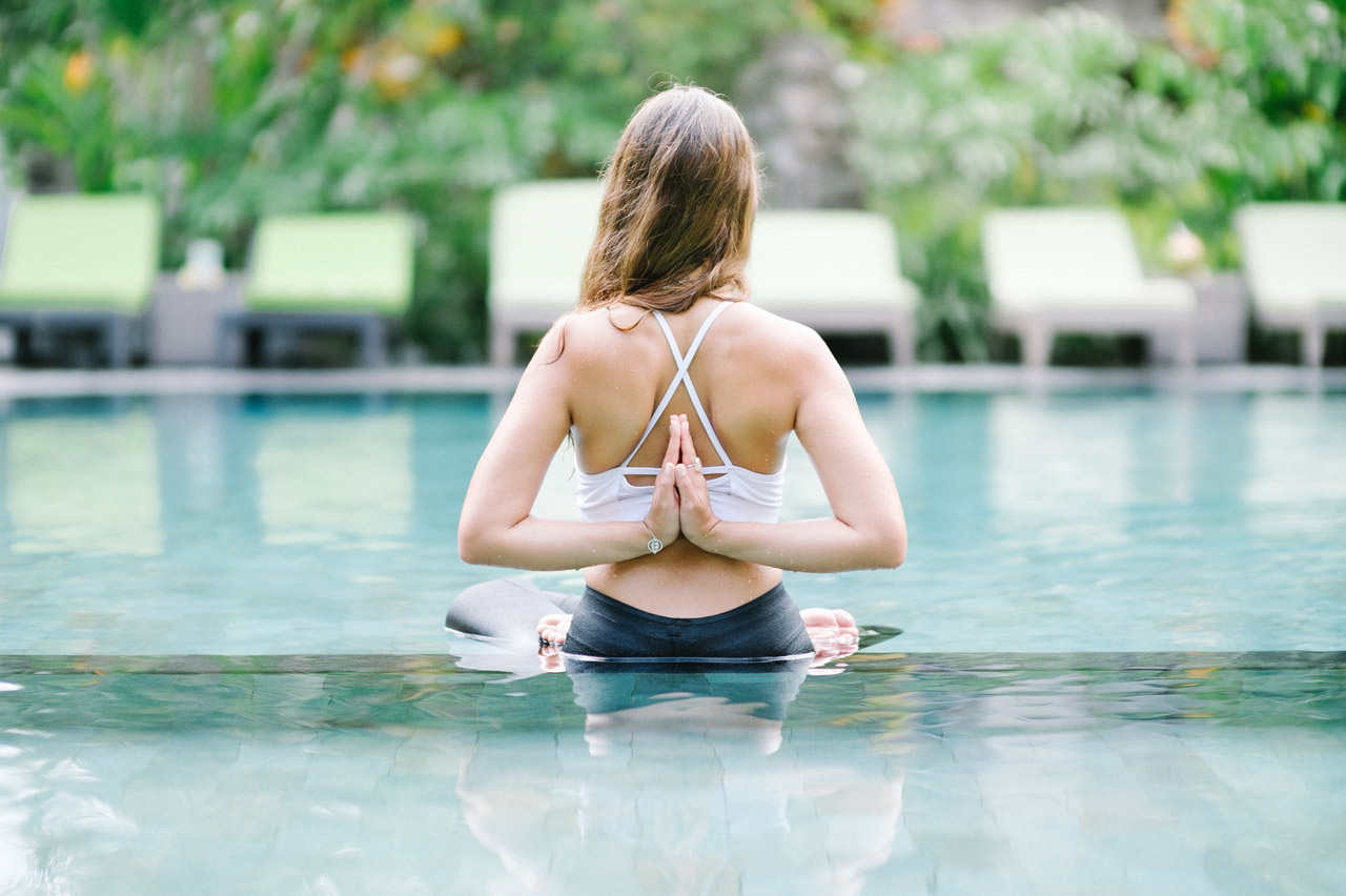 Ubud Yoga Photography: Be Natural With Ines 22