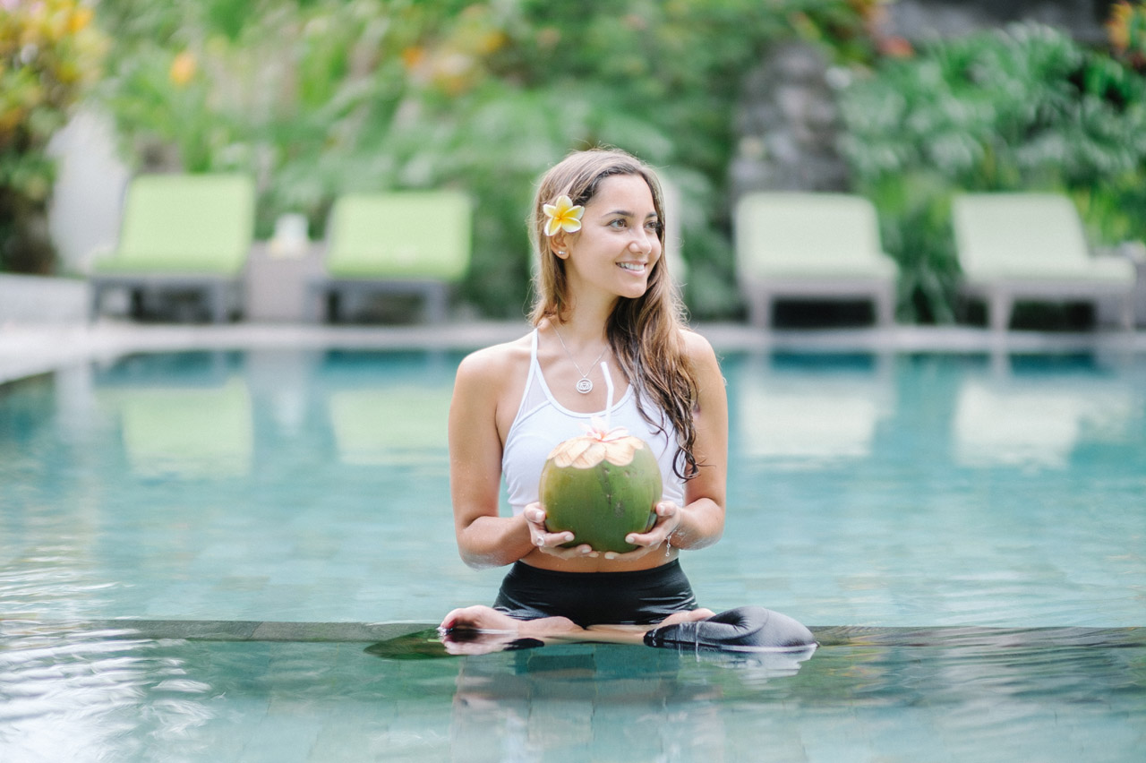 Ubud Yoga Photography: Be Natural With Ines 23