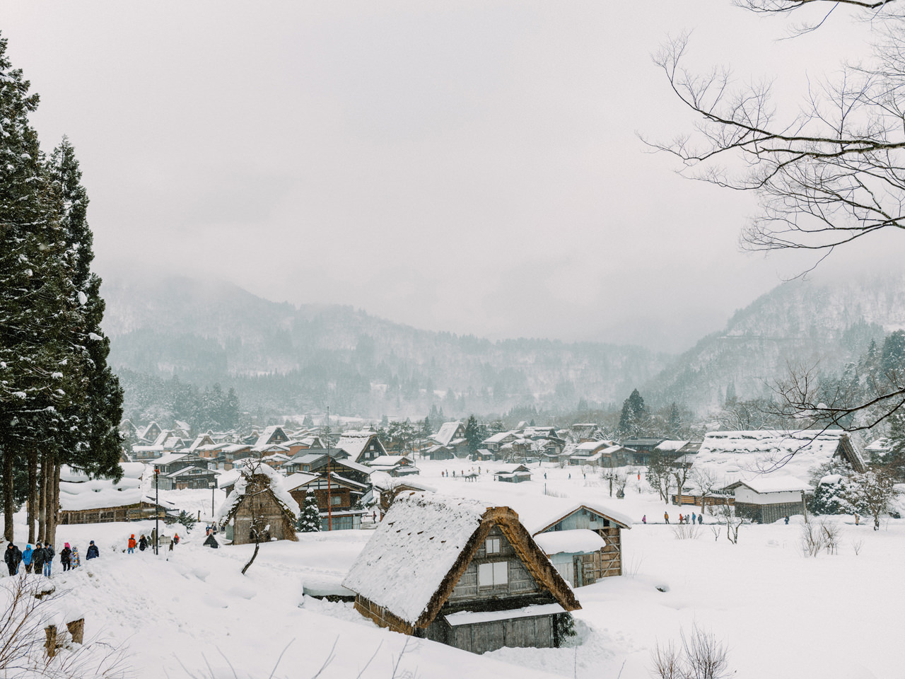 Winter Vacation in Japan 94