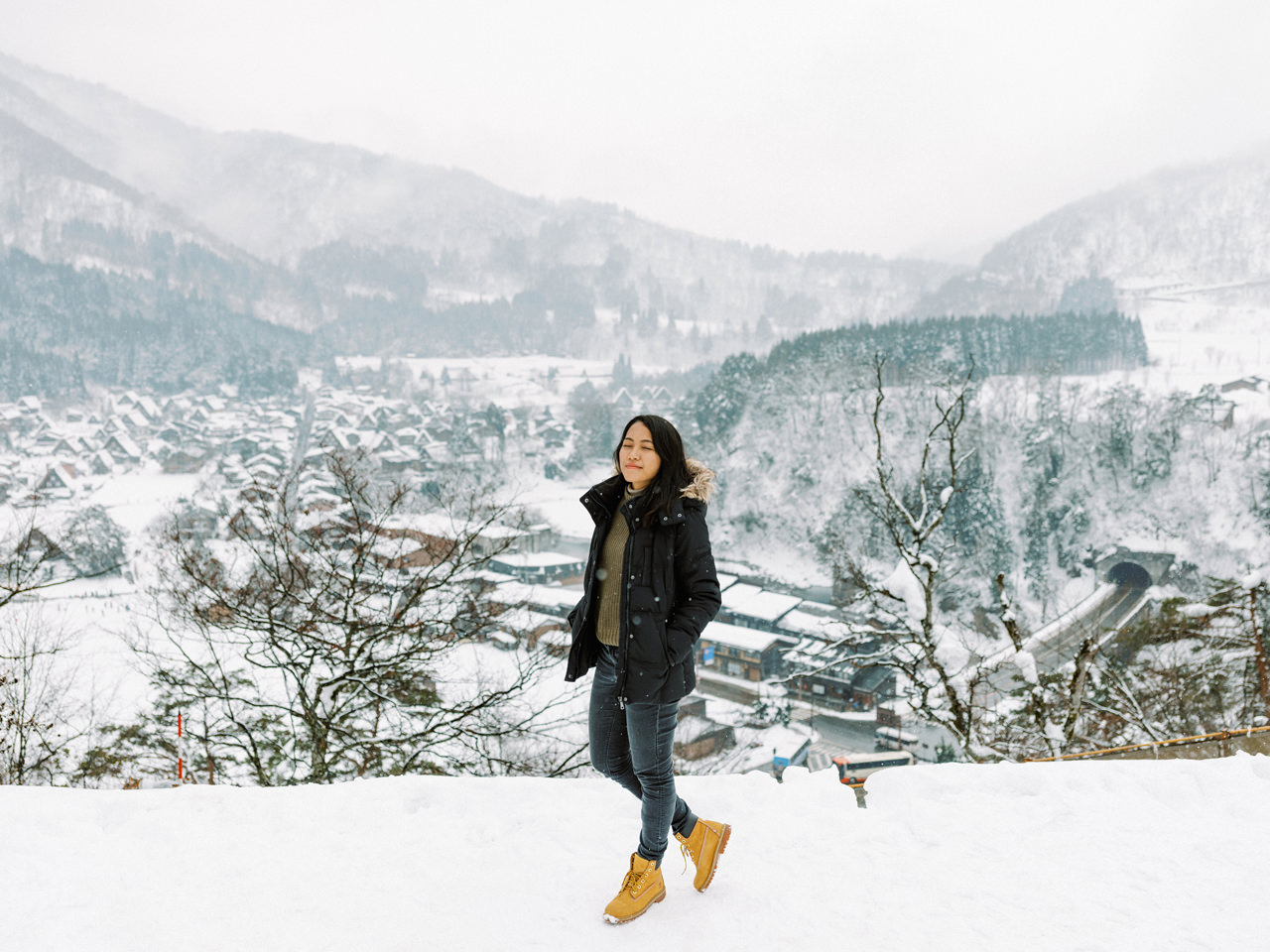 Winter Vacation in Japan 97