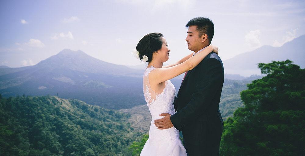 Lily & Yuan - Destination Bali Prewedding Photography 1