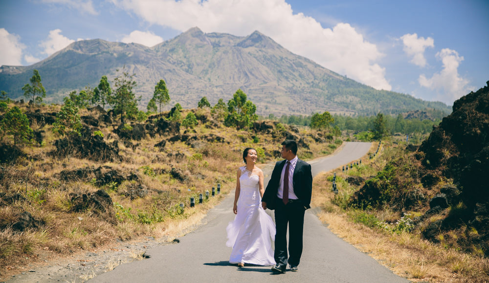Lily & Yuan - Destination Bali Prewedding Photography 3