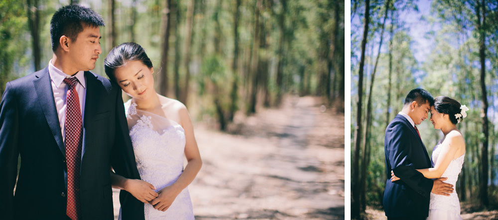 Lily & Yuan - Destination Bali Prewedding Photography 5