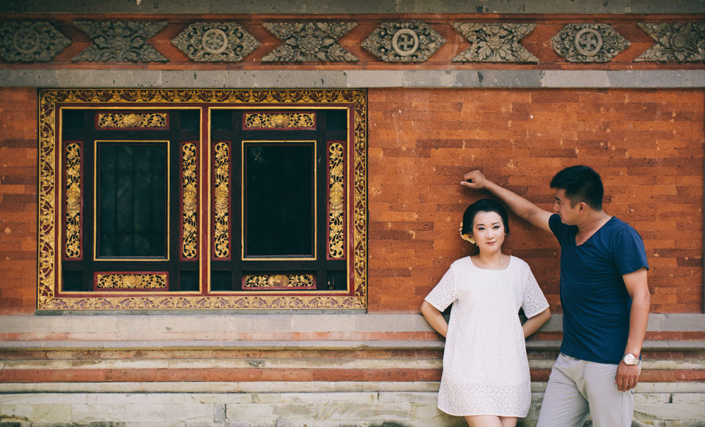 Lily & Yuan - Destination Bali Prewedding Photography 9