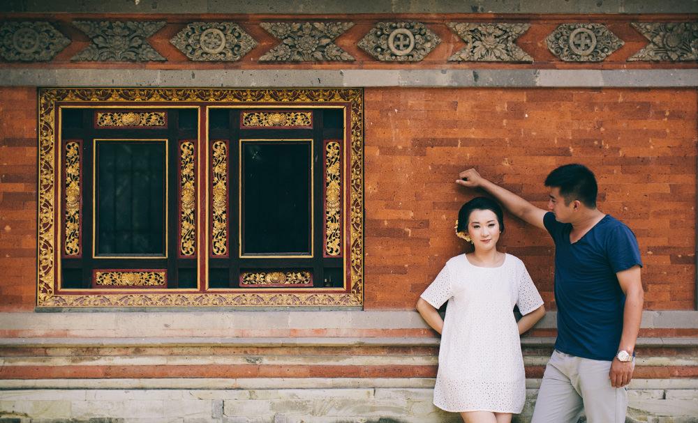 Lily & Yuan - Destination Bali Prewedding Photography 9