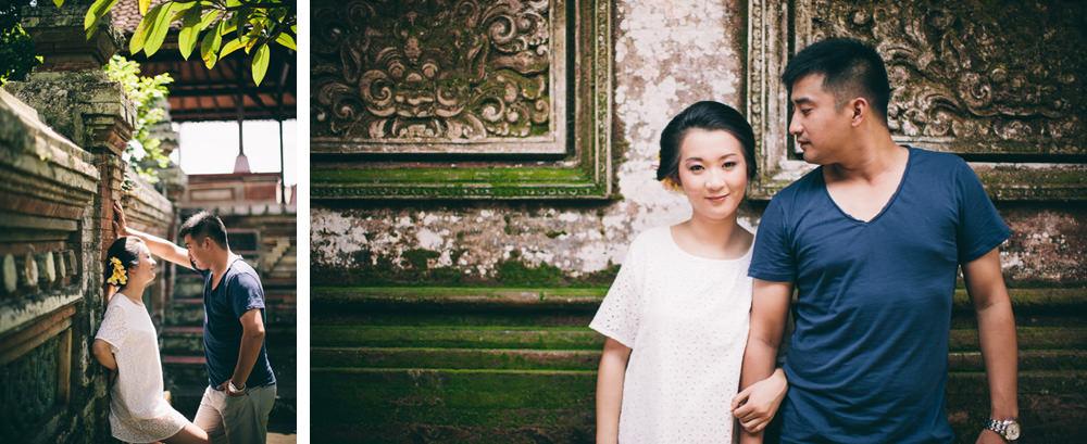 Lily & Yuan - Destination Bali Prewedding Photography 10