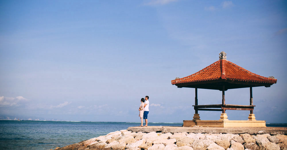Lily & Yuan - Destination Bali Prewedding Photography 13