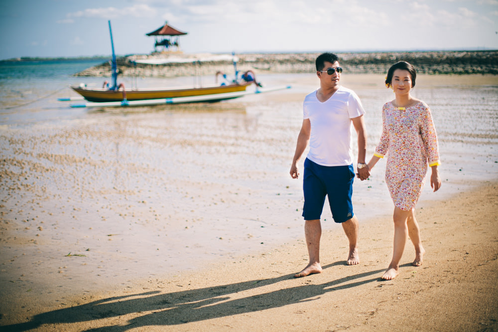Lily & Yuan - Destination Bali Prewedding Photography 14