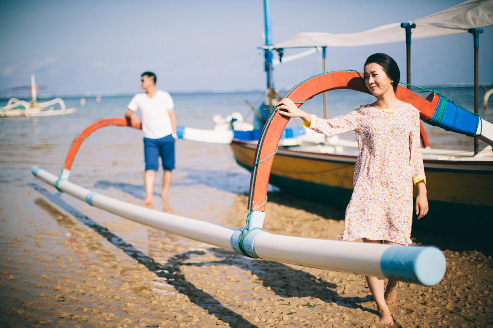 Lily & Yuan - Destination Bali Prewedding Photography 15