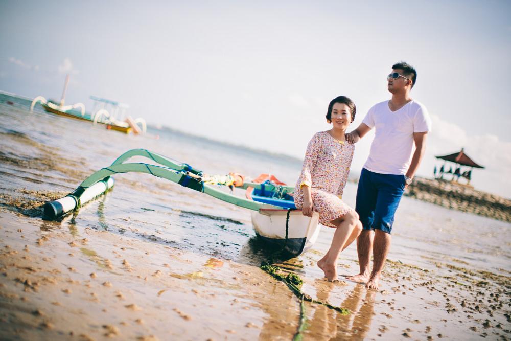 Lily & Yuan - Destination Bali Prewedding Photography 16