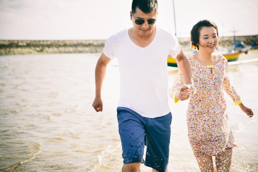 Lily & Yuan - Destination Bali Prewedding Photography 17
