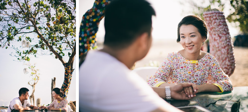 Lily & Yuan - Destination Bali Prewedding Photography 19