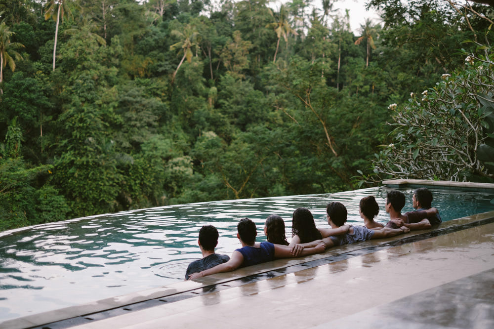 Family travel deals to bali