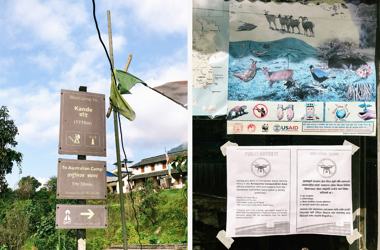 Nepal 2019 - Trekking Annapurna Base Camp 42