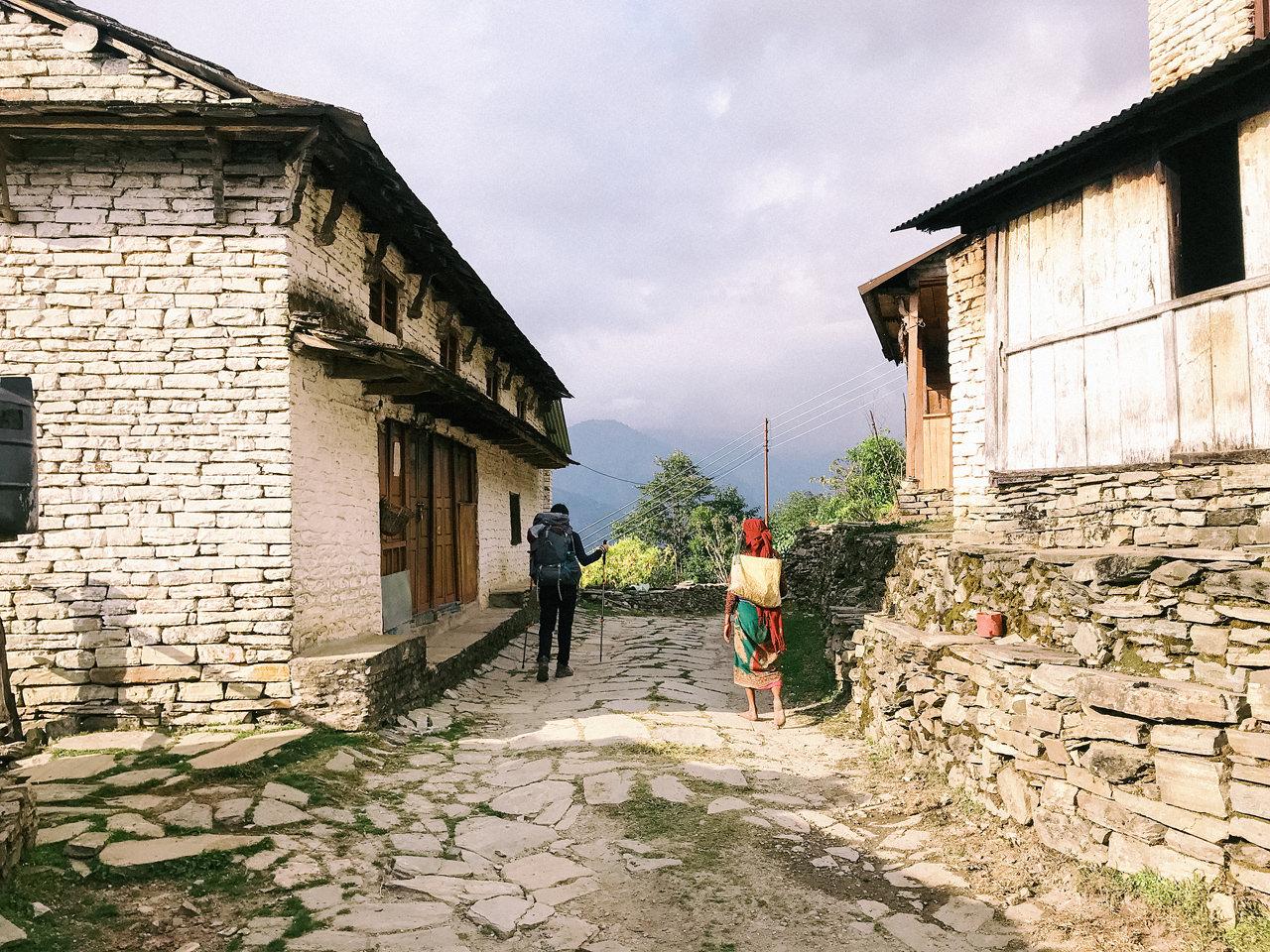 Nepal 2019 - Trekking Annapurna Base Camp 43