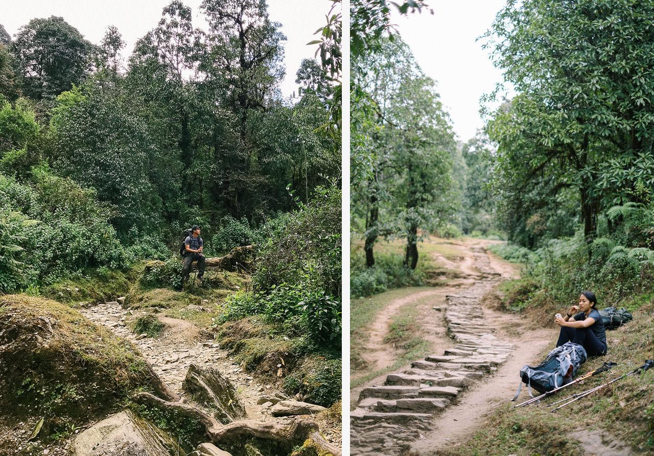 Nepal 2019 - Trekking Annapurna Base Camp 44