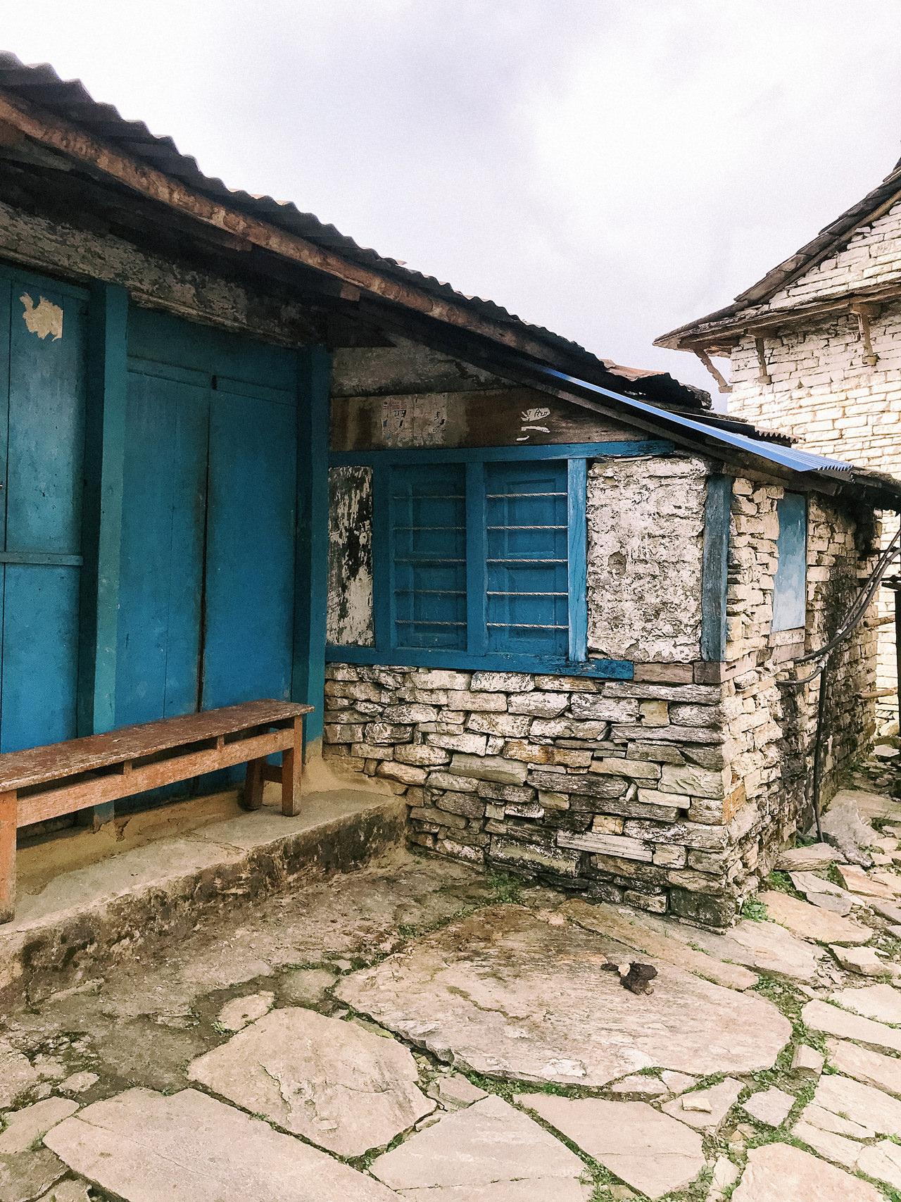 Nepal 2019 - Trekking Annapurna Base Camp 47