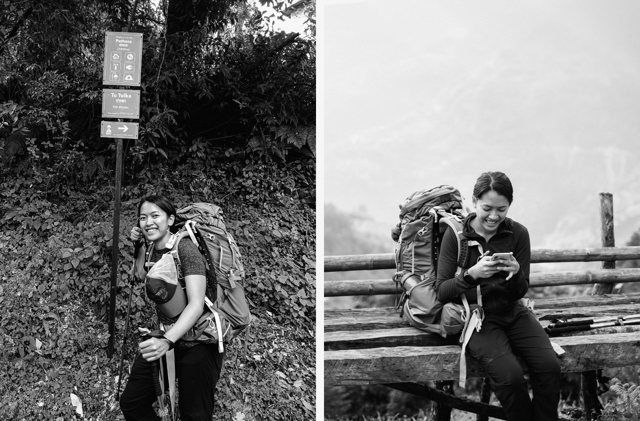 Nepal 2019 - Trekking Annapurna Base Camp 49