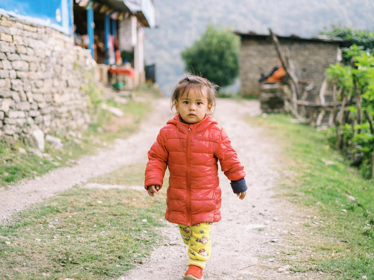 Nepal 2019 - Trekking Annapurna Base Camp 50