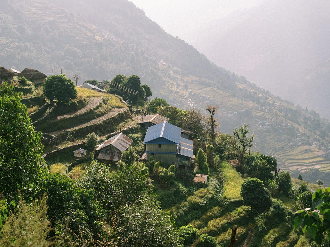 Nepal 2019 - Trekking Annapurna Base Camp 52