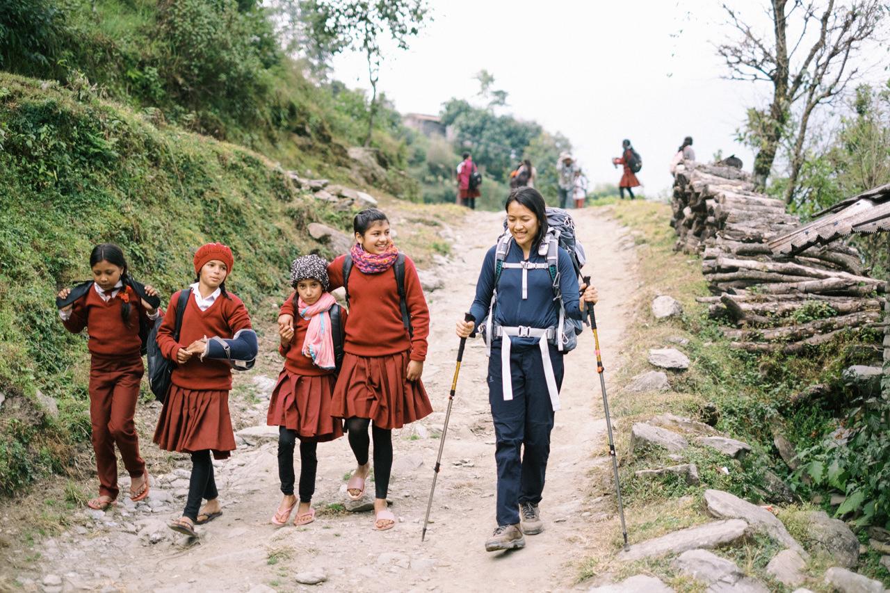 Nepal 2019 - Trekking Annapurna Base Camp 53