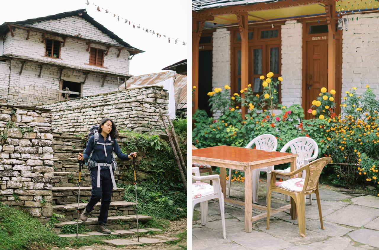 Nepal 2019 - Trekking Annapurna Base Camp 59