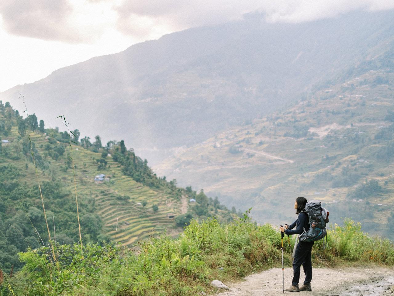 Nepal 2019 - Trekking Annapurna Base Camp 61