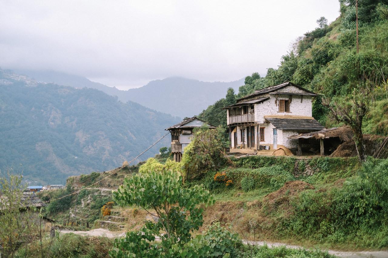 Nepal 2019 - Trekking Annapurna Base Camp 62