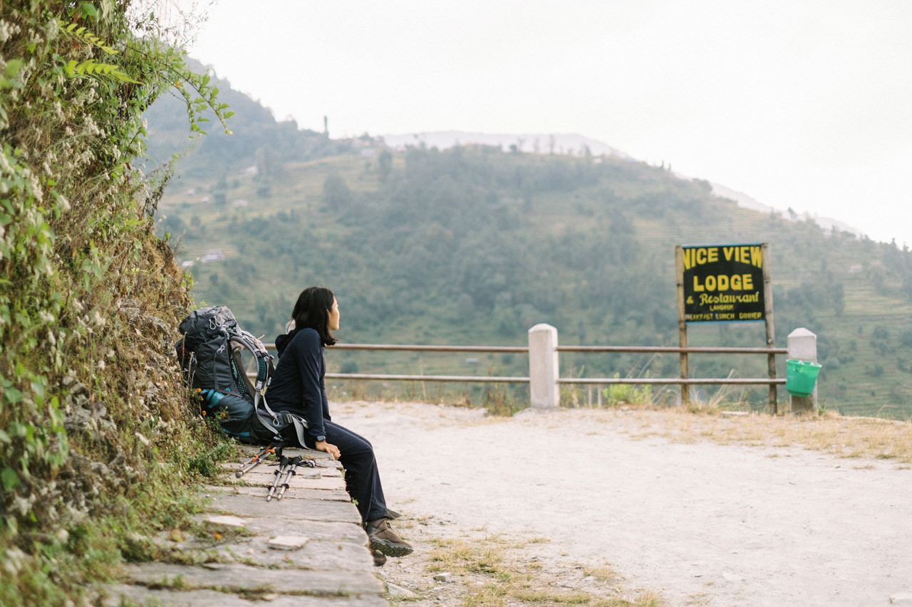 Nepal 2019 - Trekking Annapurna Base Camp 64