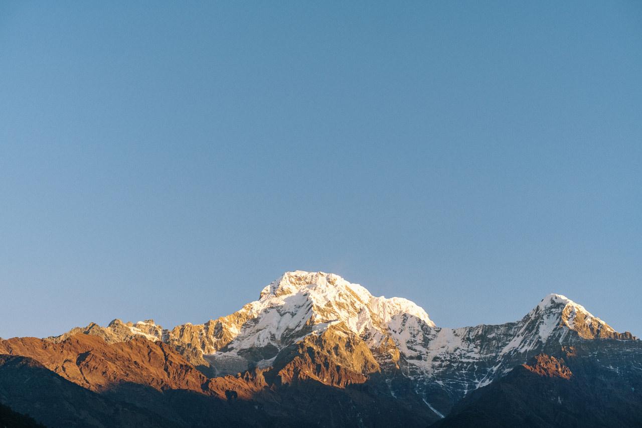 Nepal 2019 - Trekking Annapurna Base Camp 71