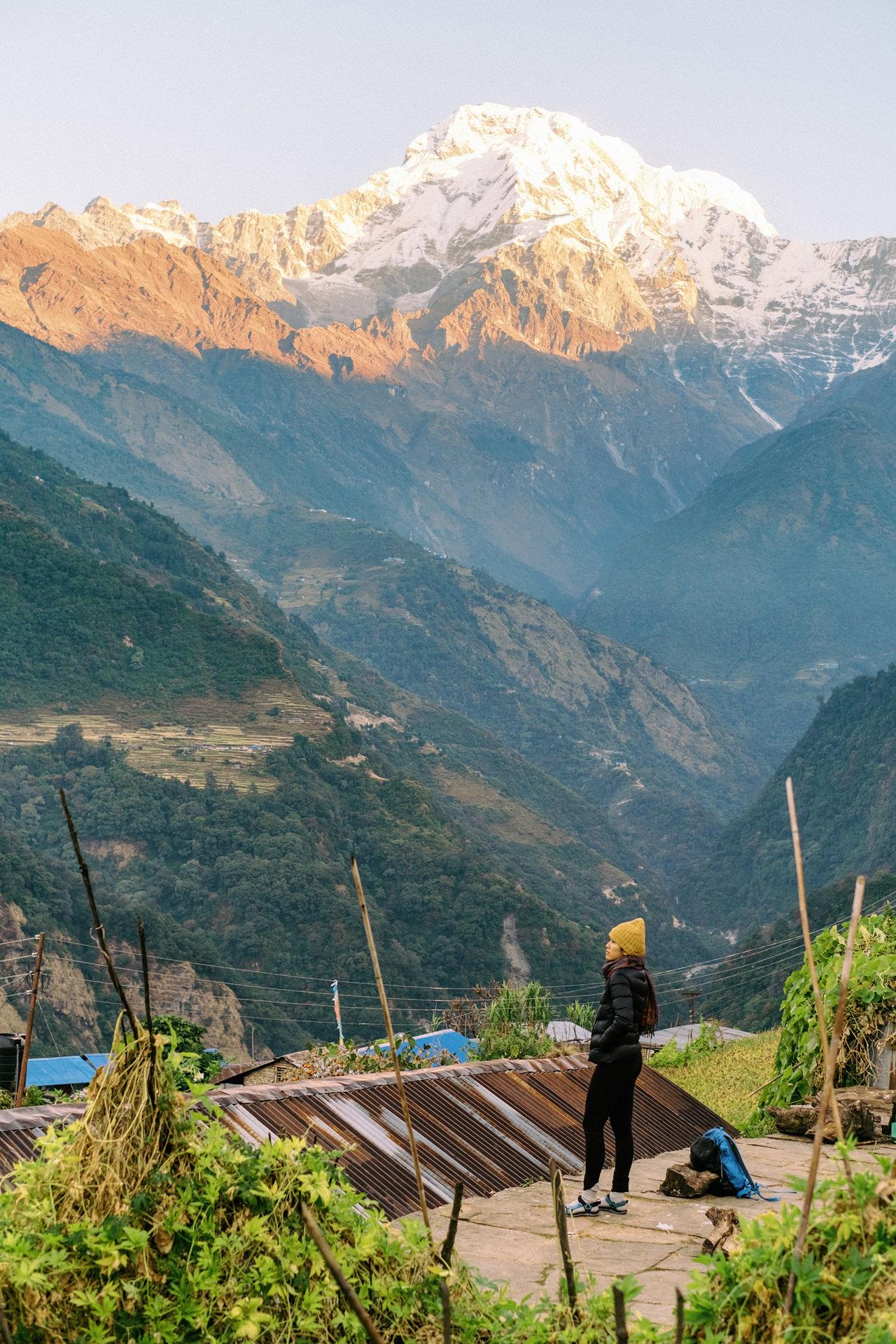 Nepal 2019 - Trekking Annapurna Base Camp 72