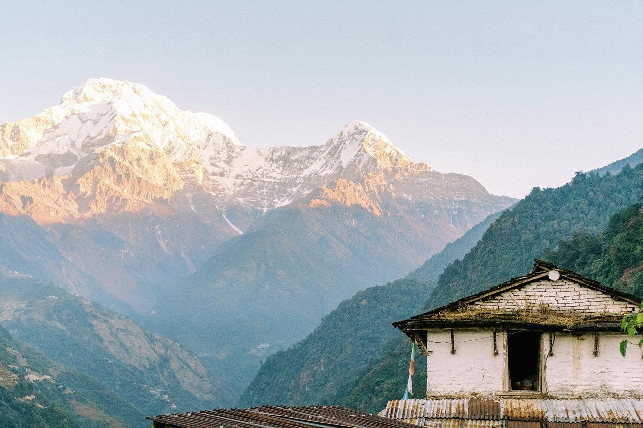 Nepal 2019 - Trekking Annapurna Base Camp 73