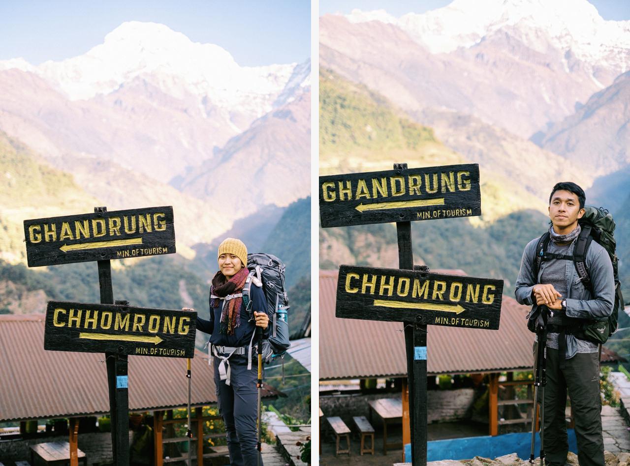 Nepal 2019 - Trekking Annapurna Base Camp 79