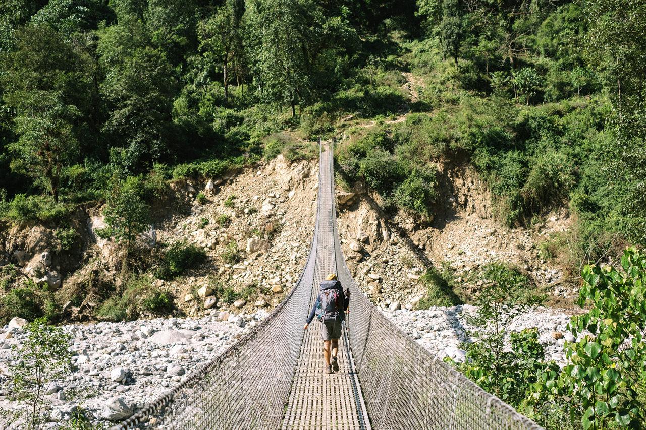 Nepal 2019 - Trekking Annapurna Base Camp 82