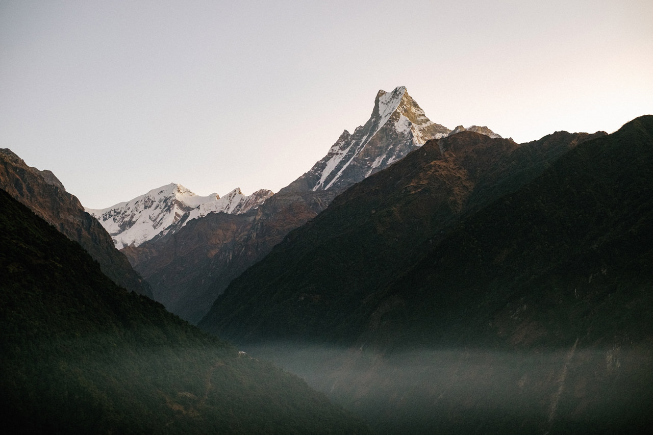 Nepal 2019 - Trekking Annapurna Base Camp 87