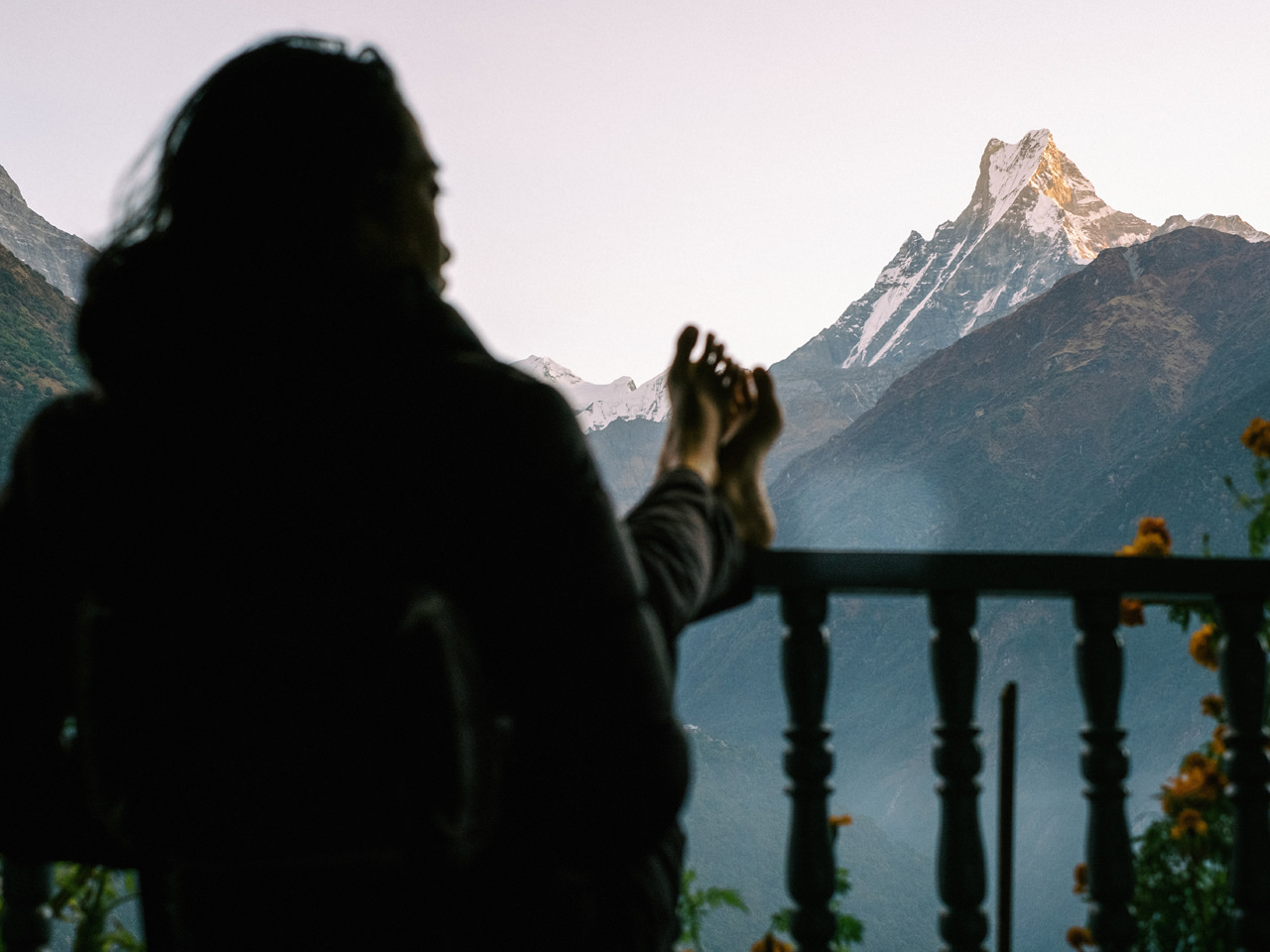 Nepal 2019 - Trekking Annapurna Base Camp 88
