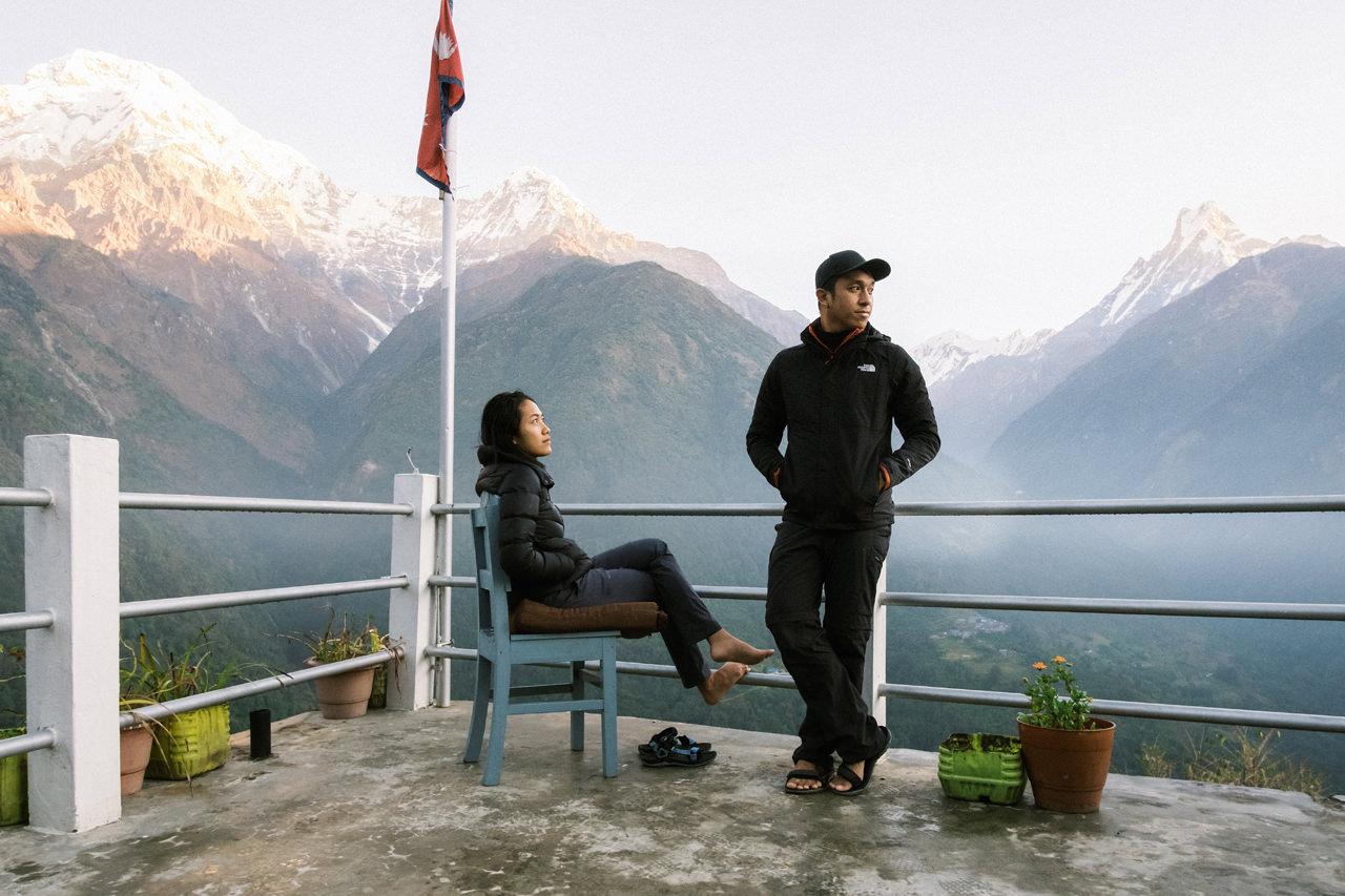 Nepal 2019 - Trekking Annapurna Base Camp 89